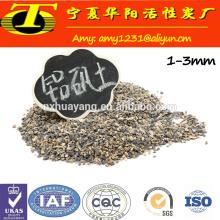 Precio competitivo de bauxita cruda refractaria y clínker de bauxita calcinada