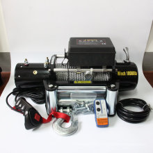 CE aprobado 10000LB SUV / Jeep / Camión 4WD Winch / Winch eléctrico / Winch Auto / Camión eléctrico Winch