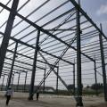 Edifício modular da casa pré-fabricada de aço