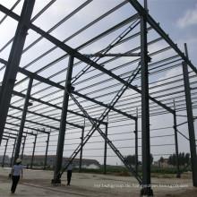 Q235, Q345 Stahl Gerahmte Struktur Gebäude