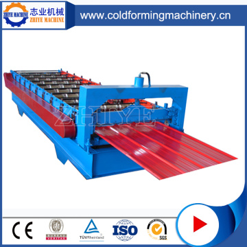 Automatic Trapezoidal Wave Roof Forming Machine