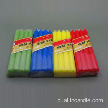 38g Ghana Colorful Candle Wholesale