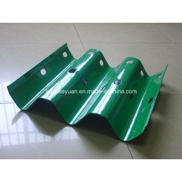 Metallplatte Higway Leitplanke Maschinen