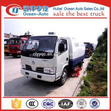 Camiones de tamaño mediano dongfeng Kinrun 4x2 camiones de barrido en China