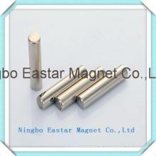 N40h permanente NdFeB imán barras para aerogenerador
