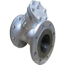 Valve de fonte de valve de porte d'hydrant d'incendie d'OEM