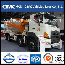 Hino 8X4 Betonmischer LKW 12 bis 14cbm
