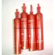 Embalagens, do Twist-off tubos de creme tubo vermelho para o olho