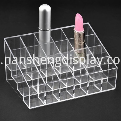 Transparent Cosmetic Makeup Organizer