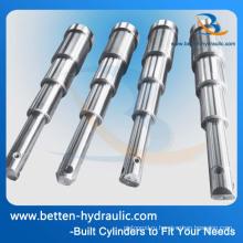 Трехступенчатые телескопические гидравлические цилиндры