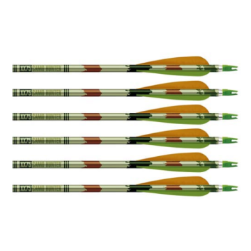 "EXCALIBUR - 2216 ALUMINIUM ARROWS 20 ""XX75 (6PK)"