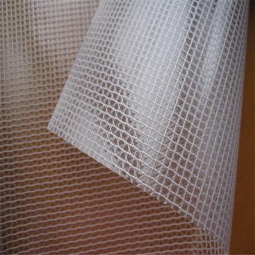 Paño de malla de fibra de vidrio resistente a los álcali 5 * 5 con emulsión