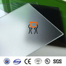 100% sabic lexan clear frosted solid polycarbonate sheet for office chair mat