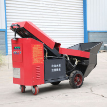 Hochleistungs-Betonpumpe FMP-34 für die hydraulische Anhängermontage