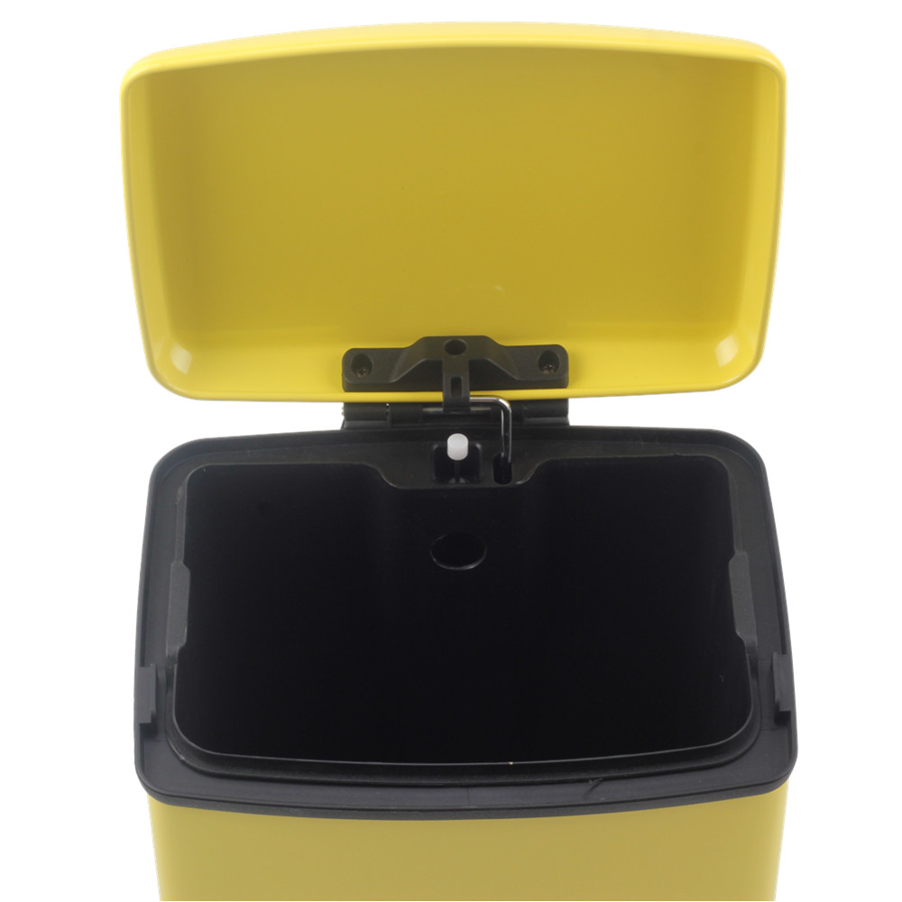 Pedal Bin With Inner Bucket