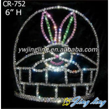 Rabbit Easter Holiday Crowns