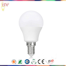G45 PC Daylight Factory Bulb E27/E14 with Housing