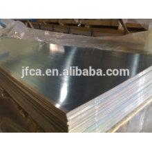 Folha de alumínio laminada a quente 6061T651 20mm 30mm Estoque de 40mm
