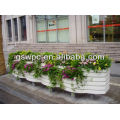 High Quality WPC Outdoor Flower Box ,low maintenance WPC Flower Box