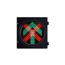 Feu de signalisation à DEL vert de véhicule de 300mm 12V