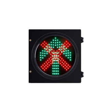 300mm 12V red green vehicle LED Traffic Light