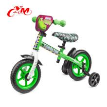EVA plastic balance bike No pedal/factory good children balance bike for 2 year old/Harmless Pass CE baby balance mountain bike