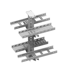 Galvanized steel cable tray and duct making machine
