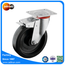 Heavy Duty Plastic Bearing PU Wheel Casters