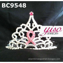 crystal pageant tiaras