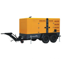 180kw trailer type Cummins Diesel Generator Set