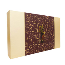 2016 caja de regalo de papel / caja de papel de alimentos estilo de moda