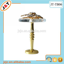 iron curtain rod factory in hangzhou hot sales decorative metal iron tie back