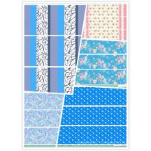 Haute qualité, nouveau design en polyester / coton avec une bonne qualité
