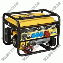 3 Phase 4-Stroke Gasoline Generator with AVR