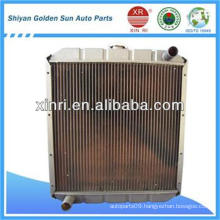 High performance copper core curved radiator Steyr 0010
