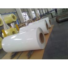 Hoja de cubierta de bobina de aluminio recubierta de color