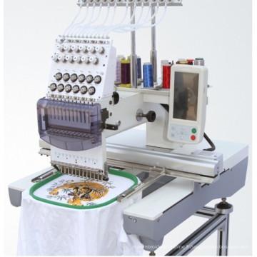 Machine de broderie à tête unique (bouchon / machine à broder tubulaire)