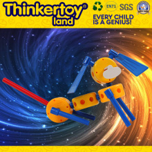 Cheap 2015 Newest Plastic Animal Car Toys Children Building Toys