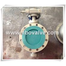 Válvula Borboleta ISO 14001 com Haste de Duas Peças (D271H)