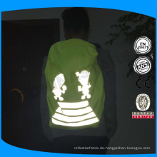 Hallo vis wasserdicht reflektierende Rucksack Regen Abdeckung