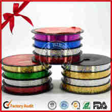 Sale Grosgrain Flocking Colourful Multi-Slot Satin Ribbon