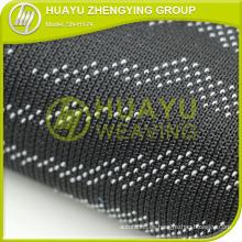 Tejido de tela de malla 3D de impresión de cebra para hacer bolsas SN-HY74