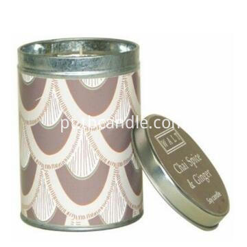 best value soy wax fragranced candle in tin