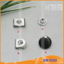 Botones de sujeción de sujetadores gancho y barra BM1036