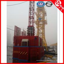Sc200 Двухъярусный электрический строительный подъемник для продажи