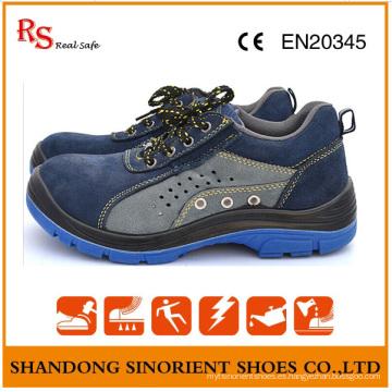 Zapatos de seguridad Delta resistente a las perforaciones RS805