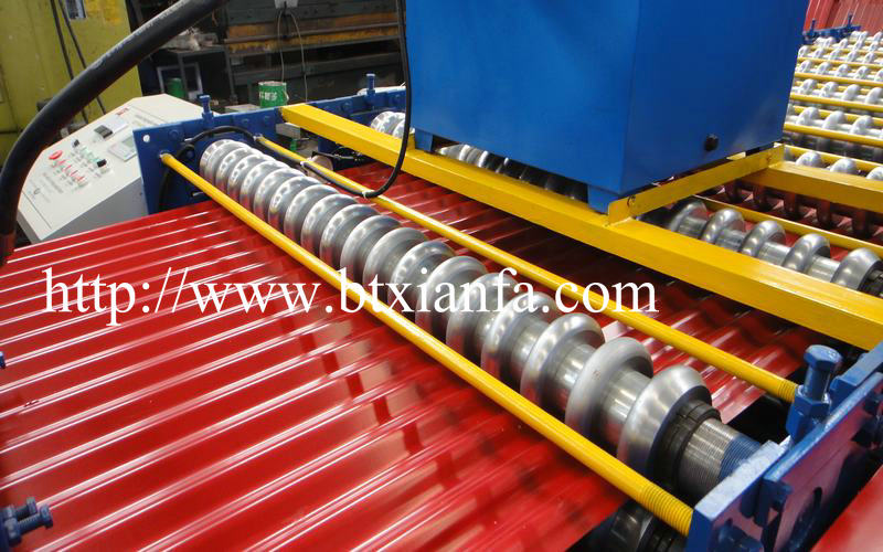 aluminum sheet making machine