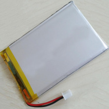 6000 mah tableta de litio de alta capacidad recargable