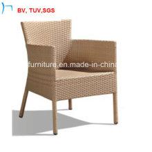Chaise extensible de bras de chaise de rotin de PE extérieur (C-2009)