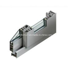 Smooth Slider Track Glisser les fenêtres en aluminium et les portes